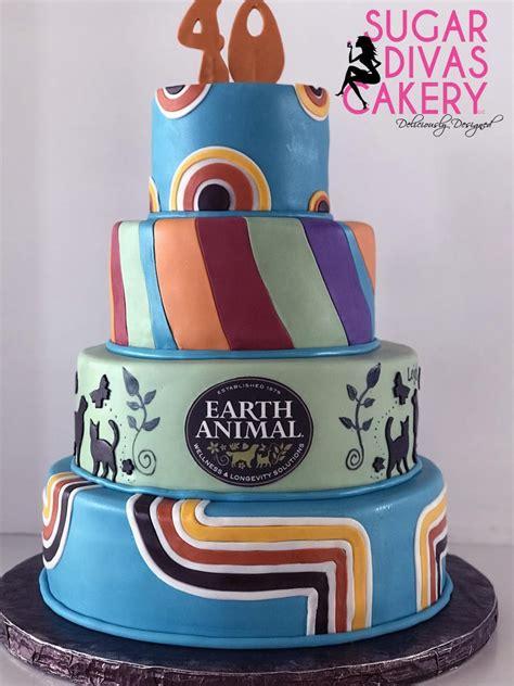 corporate cakes sugar divas cakery