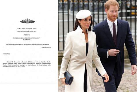Hochzeit Meghan Markle by Prinz Harry Meghan Markle Fakten Zur Hochzeit Des