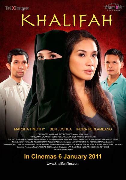 film islami di indonesia film indonesia khalifah film bertema islami pembuka