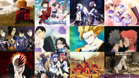 anime genre adventure comedy complete list of anime genres with descriptions