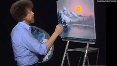 bob ross painting intro asmr 101 a brief introduction blink pixel blink