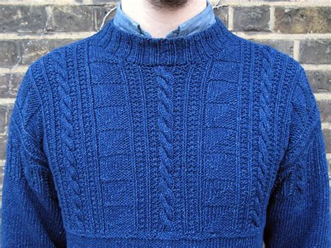 free gansey sweater knitting patterns gansey sweater i knit so i don t kill