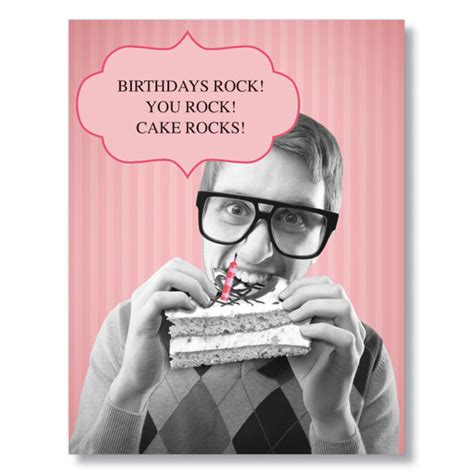 Co Worker Birthday Card Humorous Co Worker Cake Birthday Cards