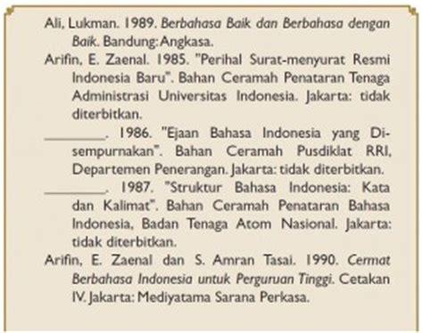 cara membuat catatan kaki dalam bahasa indonesia contoh catatan kaki pada karya tulis wonder traveling