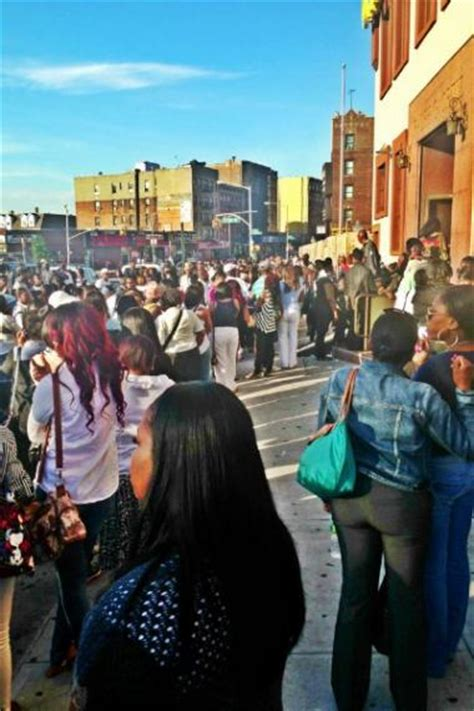 memorial for bronx dj tech trackz ends in clashes with