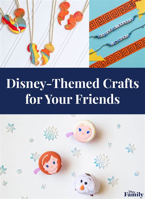 disney inspired crafts and activities for kids family 8 disney themed crafts for friends babble