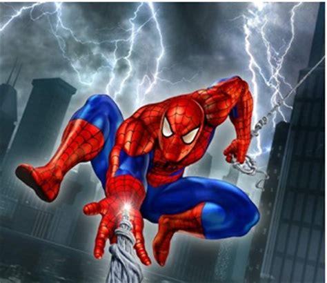 spiderman rope swing building swing tv tropes