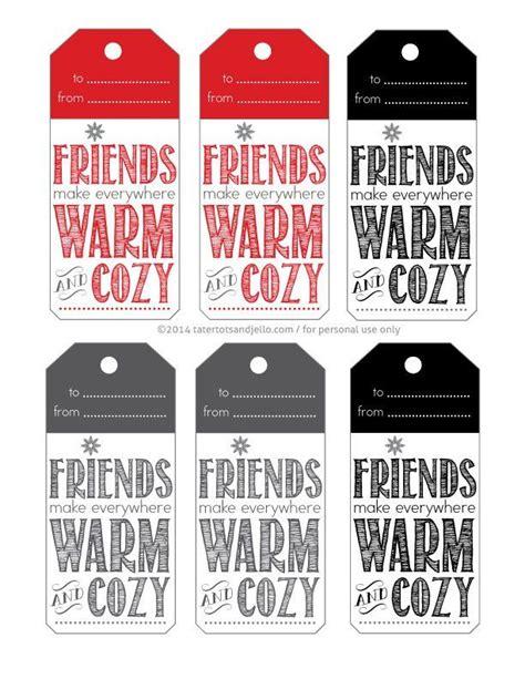 printable gift basket tags warm and cozy gift basket ideas and free printable holiday