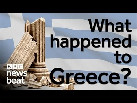what happened to what happened to greece newsbeat