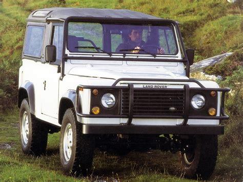 97 land rover defender land rover defender 90 nas soft top 09 1993 97