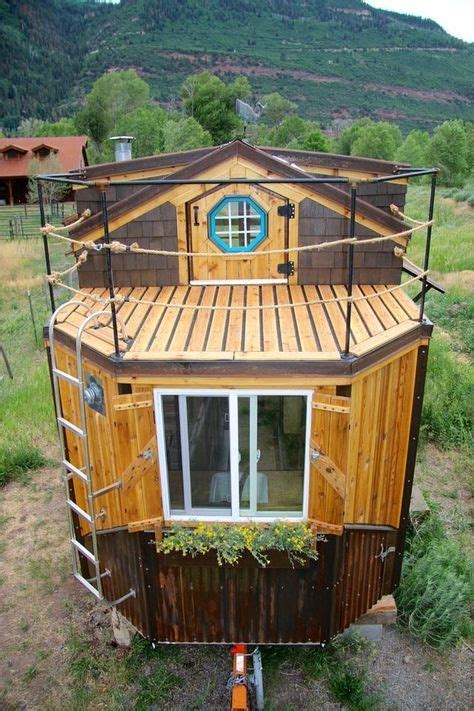 Tiny House Abwasser by The Nautical House By Rogue Valley Tiny Home Construction