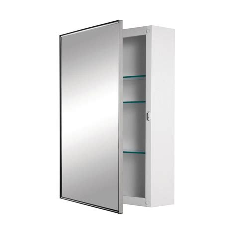 12 x 24 medicine cabinet styleline 18 in x 24 in x 5 in surface mount