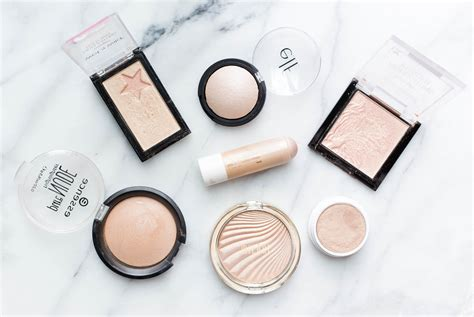 best highlighters whats a highlighter makeup style guru fashion