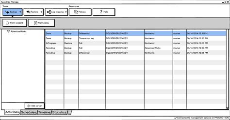 It Backup Plan Template backup schedule template images