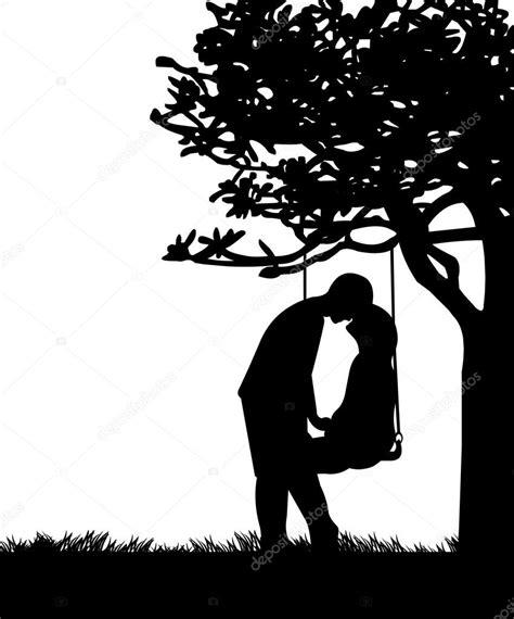 black couple swinging casal apaixonado no dia dos namorados em um balan 231 o no
