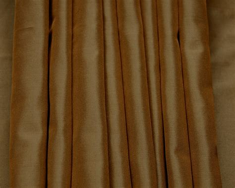gold taffeta curtains butterscotch gold taffeta silk custom drapes dreamdrapes com
