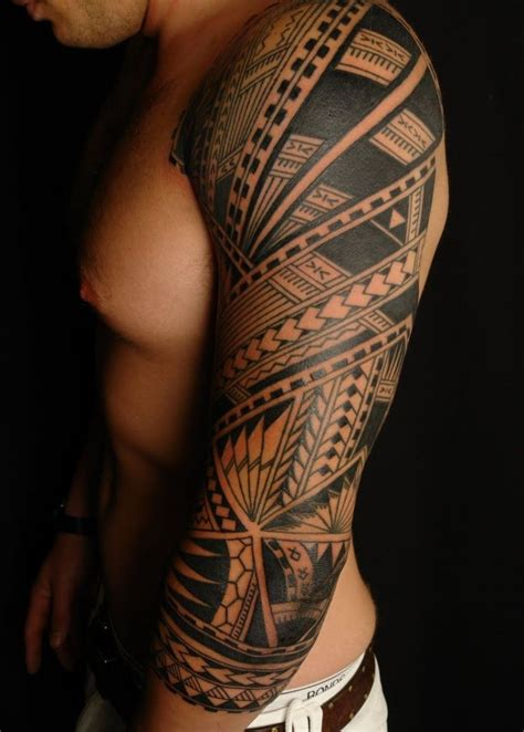 71 awesomest tribal tattoos designs mens craze