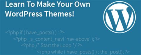 how to create your own wordpress theme in minutes john how to make wordpress themes the basic steps
