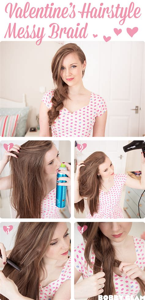 5 romantic hairstyles for valentine s day hairstyles latest romantic hairstyle valentine s day 2013