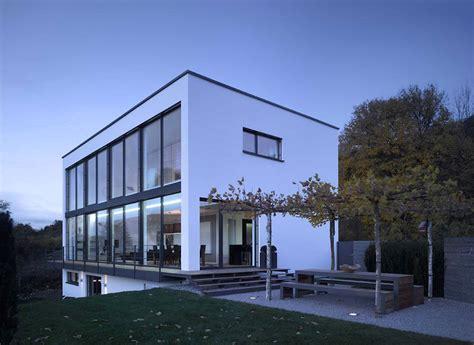 modern home design germany casas blancas casas y fachadas