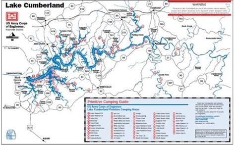 kentucky lake map pdf lake cumberland raft up directions
