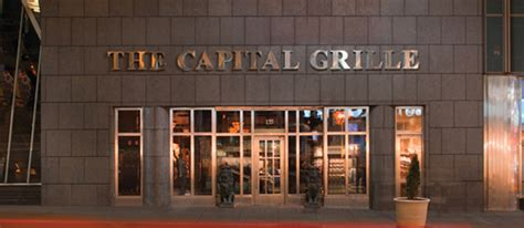 chrysler center nyc nyc chrysler center locations the capital grille