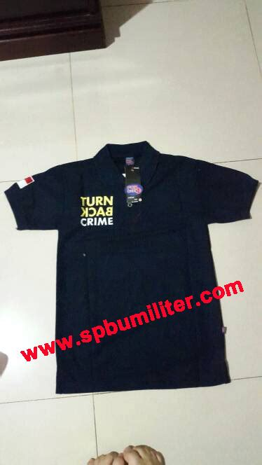 Kaos Polo Size Xxxl Kaos Turn Back Crime Size Xxxl kaos polo turn back crime dokpol spbu militer