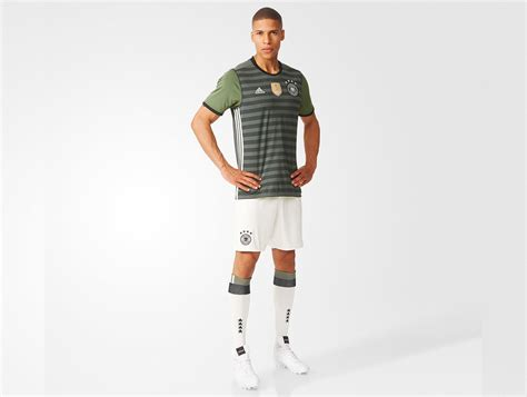 Jersey Kid German Away germany 2016 away kit released footy headlines