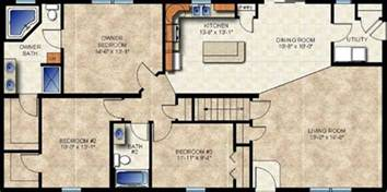 high efficiency home floor plans house design ideas