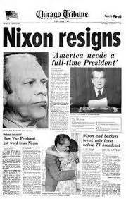 Why Did Richard Nixon Resign The Office Of President by Nixon Gives Up 1970 S