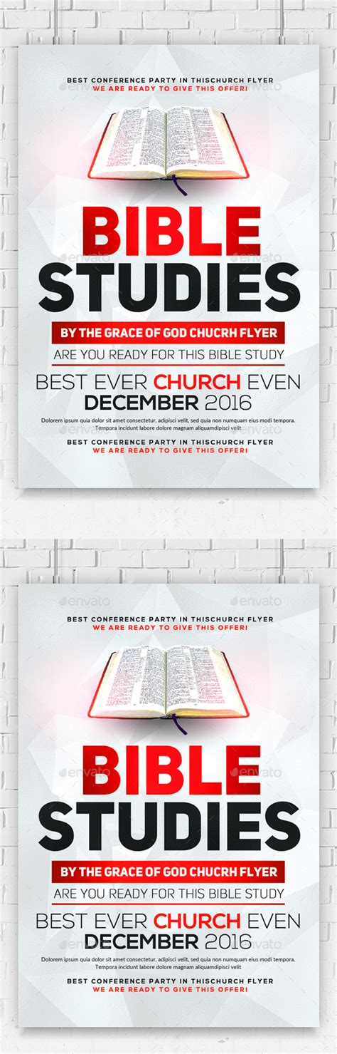 bible study flyer template free bible study flyer template by anaya22 graphicriver