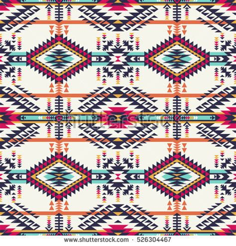 navajo pattern background native american pattern stock images royalty free images