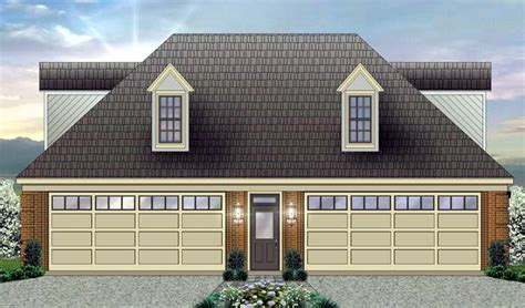 detached garage with apartment plans four stall garage plan with apartment over garage 2369