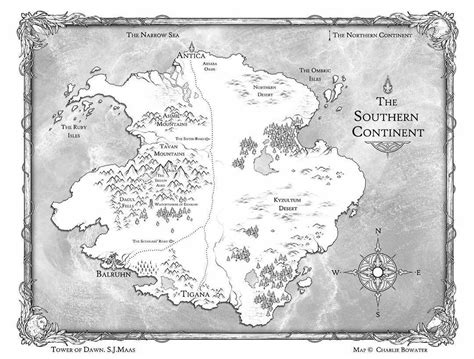 libro a map of the tower of dawn by sarah j maas book map libros y