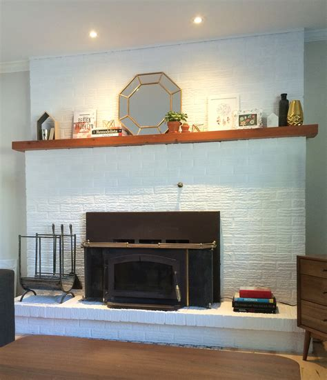 un foyer foyer mur de briques buk nola
