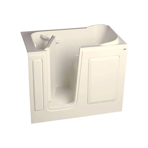 safe bathtubs safety tubs value series 48 in x 28 in walk in soaking