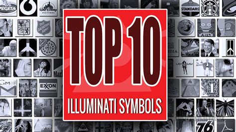 illuminati names top 10 illuminati symbols