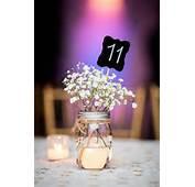 12 Centros De Mesa Para Bodas Florales Sencillos Y Econ&243micos