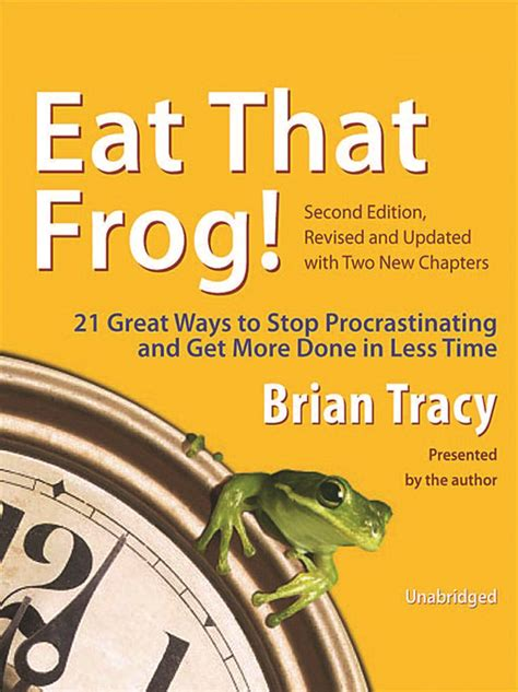 libro eat that frog get 68 best books i read and recommend images on books to read libros and book lists
