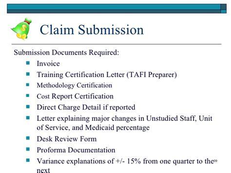 medicaid certification letter mhmr mac and tafi presentation