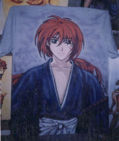 Oceanseven Tshirt Anime Samurai X 13 kenshin himura as samurai x 2 by mykrhaine2010 on deviantart