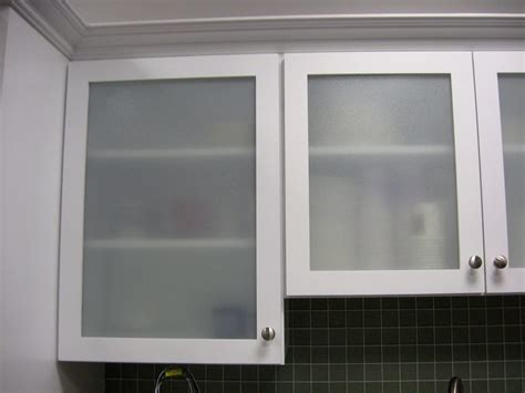 frosted glass kitchen cabinet doors modern wood interior
