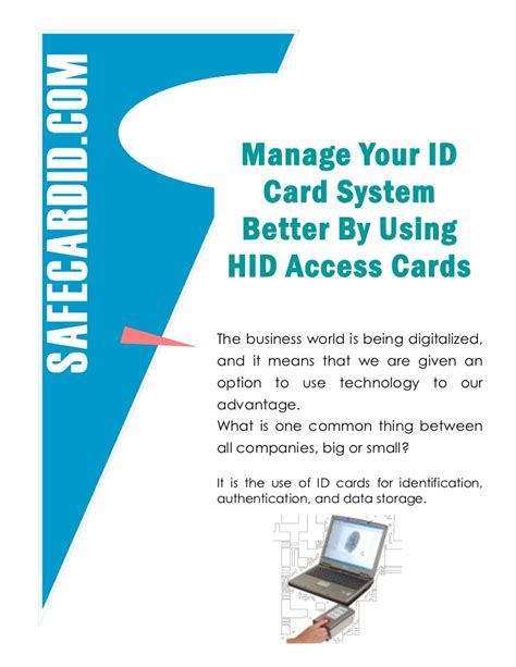 Gift Card Manager - manage your id card system better by using hid access cards