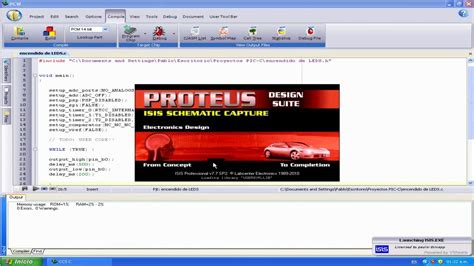 tutorial en c video tutorial programar en pic c compiler no 1