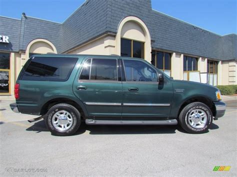 2001 Ford Expedition Xlt by Highland Green Metallic 2001 Ford Expedition Xlt