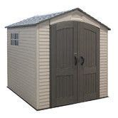 Lifetime Brighton 8 X 15 Storage Shed by The 25 Best Ideas About Plastic Storage Sheds On