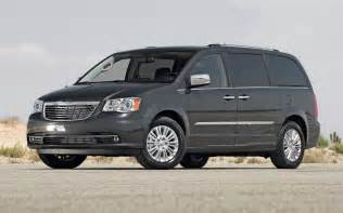 Chrysler Town And County 2014 Chrysler Town And Country Top Auto Magazine