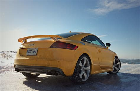 capsule review  audi tts coupe competition