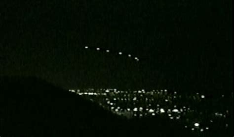 1997 The Phoenix Lights National Ufo Center Lights In Arizona