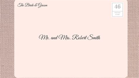 how to address a letter to a married how to address wedding invitations southern living